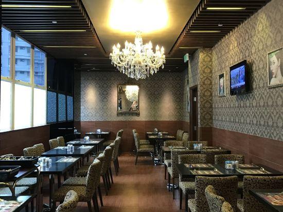 香港華麗銅鑼灣酒店(原香港華麗精品酒店)(Best Western Hotel Causeway Bay)健身房