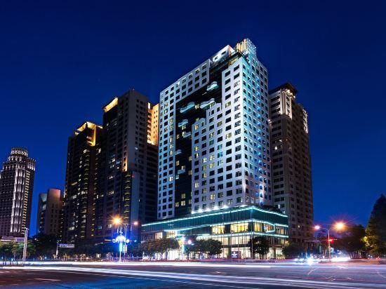 台中日月千禧酒店(Millennium Hotel Taichung)外觀