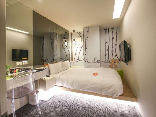 新驛旅店(台北車站三館)(CityInn Hotel Taipei Station Branch III)相鄰客房 - 兩間雙人間
