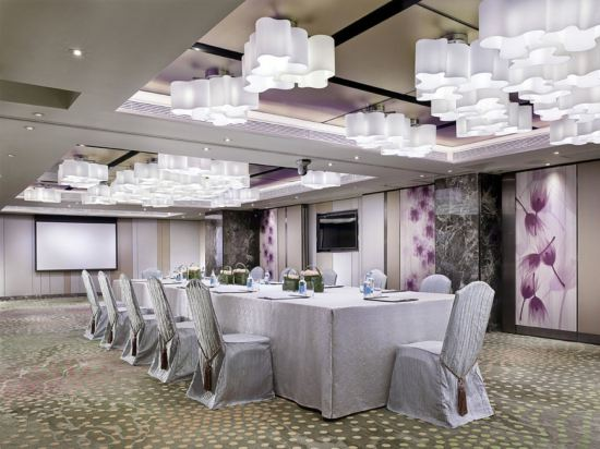 香港帝苑酒店(The Royal Garden Hotel)會議室