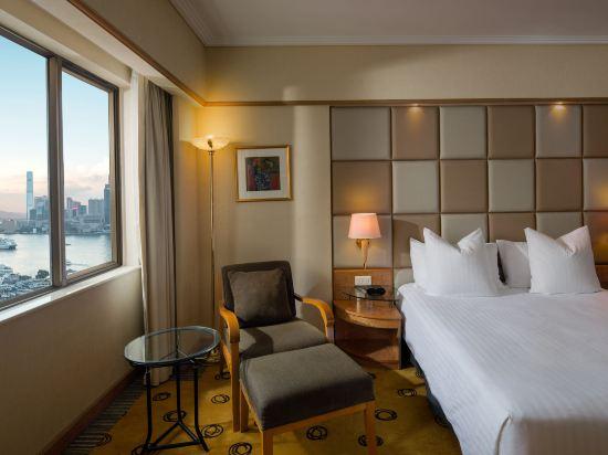 香港柏寧鉑爾曼酒店(The Park Lane Hong Kong a Pullman Hotel)豪華房