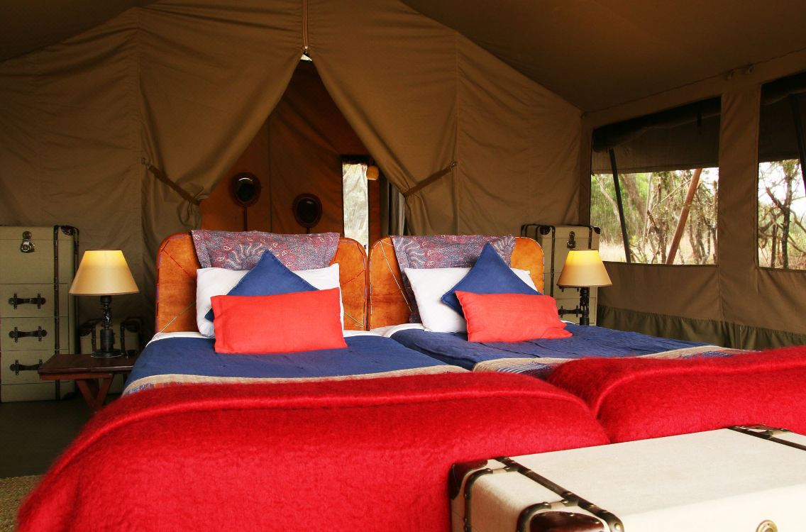Olengoti eco safari camp1