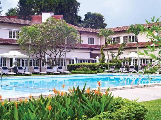 良木園酒店(Goodwood Park Hotel)池畔套房
