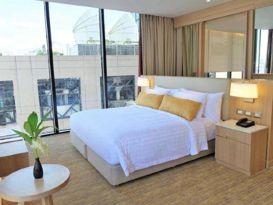 曼谷天空風景酒店(Compass SkyView Hotel Bangkok)天空景行政套房
