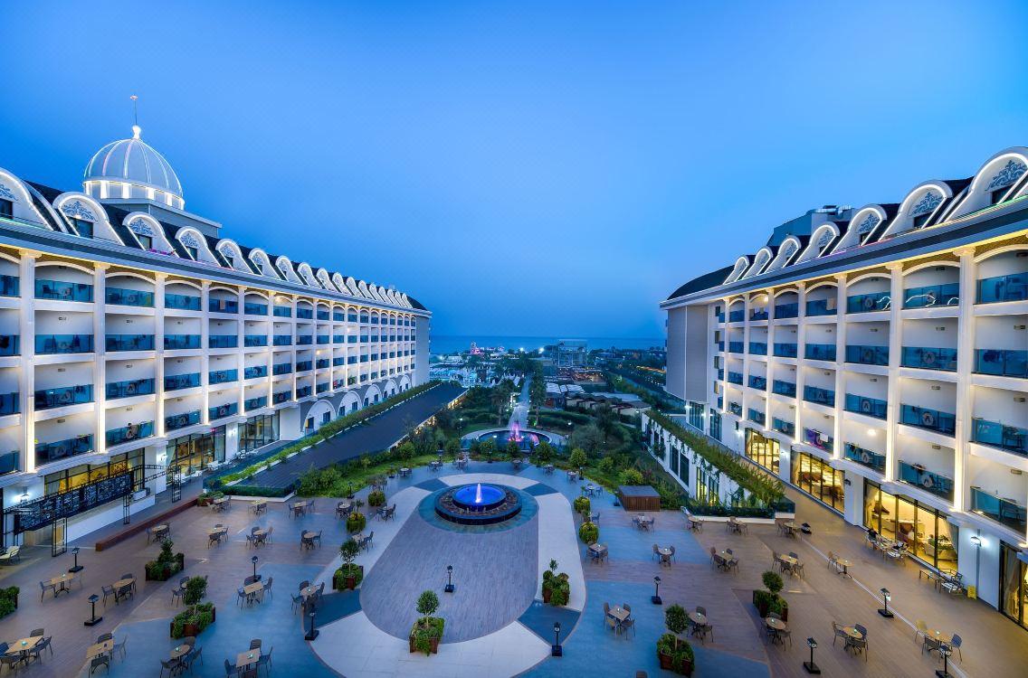 Adalya Elite Lara Hotel Hotel Reviews And Room Rates