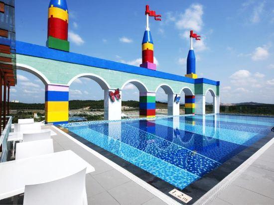 新山樂高度假酒店(Legoland Resort Hotel Johor Bahru)室外游泳池