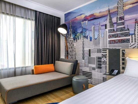 諾富特暹羅廣場酒店(Novotel Bangkok on Siam Square)豪華房