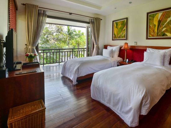 峴港富麗華大酒店(Furama Resort Danang)三卧室泳池別墅