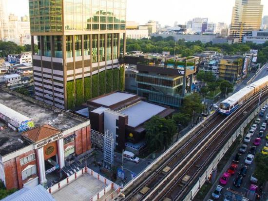 美憬閣索菲特曼谷VIE酒店(VIE Hotel Bangkok - MGallery by Sofitel)外觀