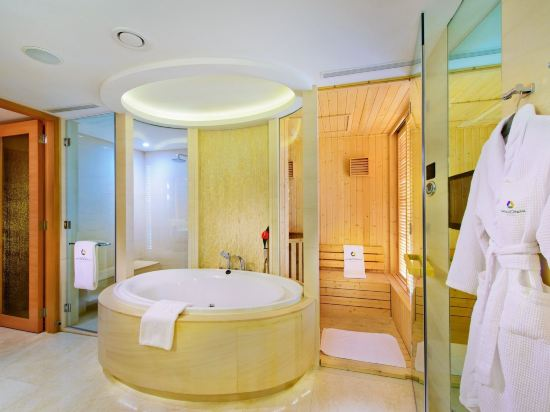 澳門大倉酒店(Hotel Okura Macau)高級套房