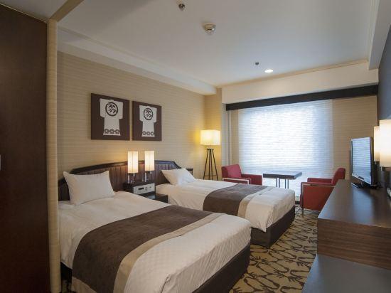 京都新阪急酒店(Hotel New Hankyu Kyoto)舒適雙床房