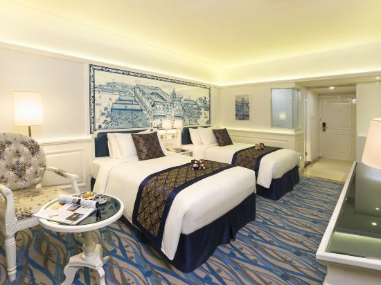澳門濠璟酒店(Riviera Hotel Macau)海景套房
