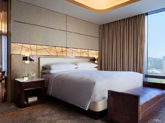 澳門JW萬豪酒店(JW Marriott Hotel Macau)行政雙床客房