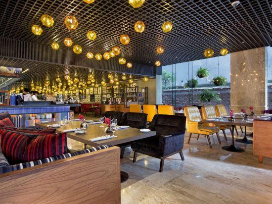 曼谷素坤逸希爾頓逸林酒店(DoubleTree by Hilton Sukhumvit Bangkok)餐廳