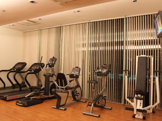 曼谷瑞博朗德酒店(Rembrandt Hotel Bangkok)健身房