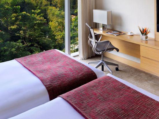 新加坡聖淘沙艾美酒店(Le Méridien Singapore, Sentosa)經典至尊房