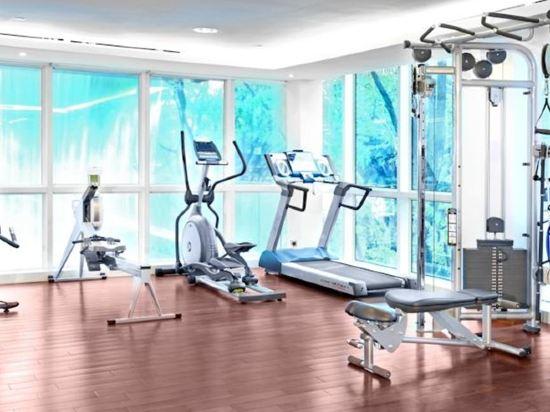 新加坡柏偉詩酒店(Park Regis Singapore)健身房