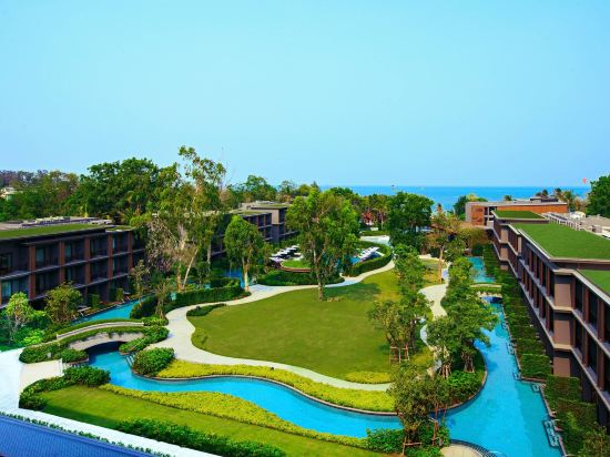 華欣萬豪水療度假村(Hua Hin Marriott Resort & Spa)外觀