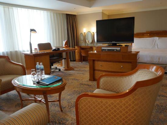 名古屋萬豪酒店(Nagoya Marriott Associa Hotel)公共區域