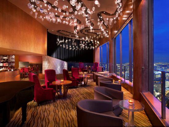 新加坡費爾蒙酒店(Fairmont Singapore)酒吧