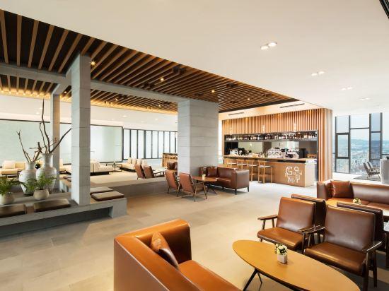 首爾東大門諾富特大使酒店(Novotel Ambassador Seoul Dongdaemun Hotels & Residences)大堂吧