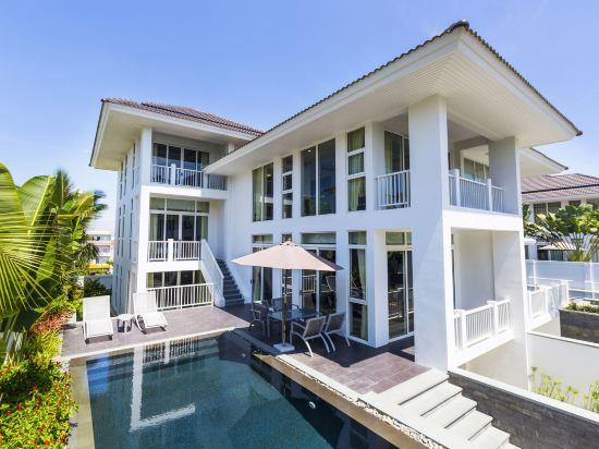 峴港雅高尊貴度假村(Premier Village Danang Resort Managed by AccorHotels)園景兩卧室別墅(帶私人小型泳池)
