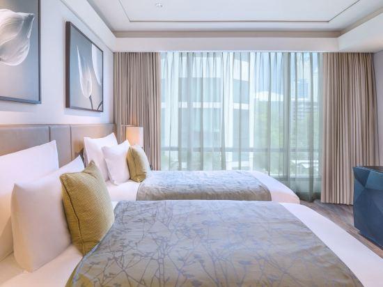 曼谷暹羅凱賓斯基飯店(Siam Kempinski Hotel Bangkok)雙卧室家庭套房