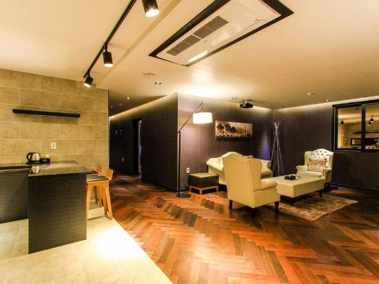 西面館天堂2號酒店(2 Heaven Hotel Seomyeon)公共區域