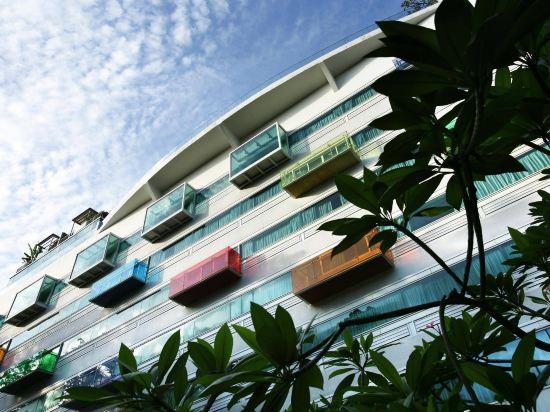 新加坡悅樂樟宜酒店(Village Hotel Changi by Far East Hospitality)精緻套房