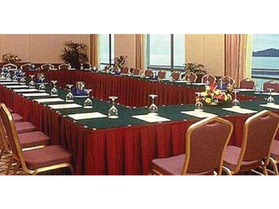 哥打京那巴魯絲綢太平洋酒店(The Pacific Sutera)會議室