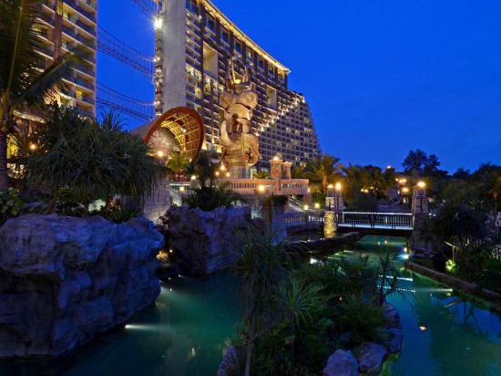 盛泰瀾幻影海灘度假村(Centara Grand Mirage Beach Resort Pattaya)外觀