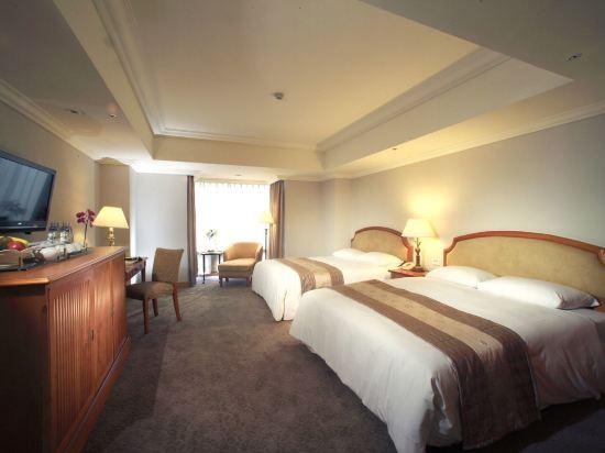 高雄寒軒國際大飯店(Han-Hsien International Hotel)甜蜜家庭4人房