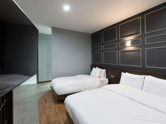 諾克拉米亞酒店(Notte La Mia)雙床套房