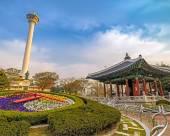 釜山鬆島啡點酒店