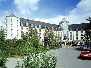 杜塞爾多夫機場靈登酒店(Lindner Hotel Düsseldorf Airport)