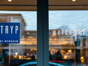 安特衛普溫德姆特萊普酒店(TRYP by Wyndham Antwerp Hotel)