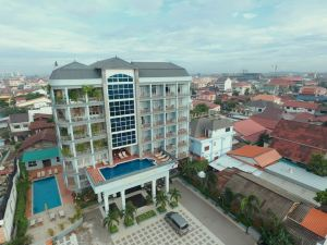 萬象金太陽酒店(Vientiane Golden Sun Hotel)