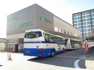 高山站青年旅館(The Takayama Station Hostel)
