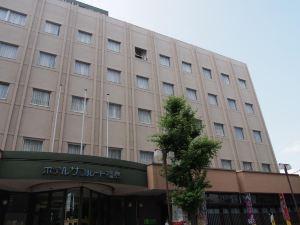 福島太陽道酒店(Hotel Sunroute Fukushima)