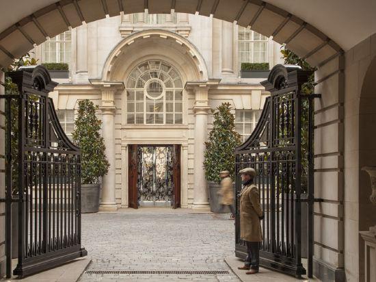 倫敦瑰麗酒店(Rosewood London)外觀