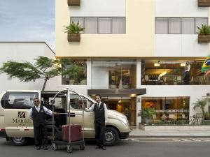 瑪麗爾酒店精品酒店(Mariel Hotel Boutique)