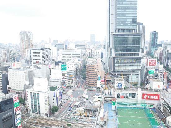 東京東急澀谷卓越大飯店(Shibuya Excel Hotel Tokyu Tokyo)周邊圖片