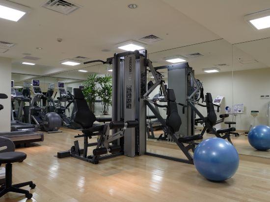 札幌格蘭大酒店(Sapporo Grand Hotel)健身房