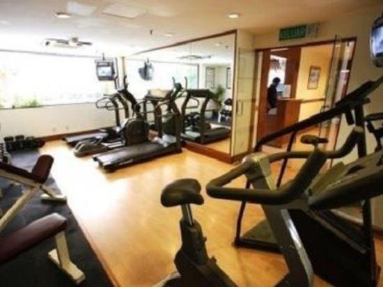 吉隆坡瑞園公寓(Swiss Garden Residences Kuala Lumpur)健身房