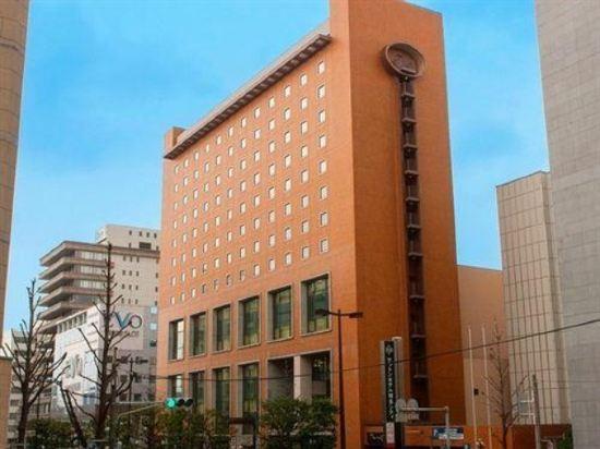 博多市善騰酒店(Sutton Hotel Hakata City)外觀