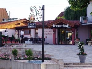 柯勞索夫酒店(Hotel Krauthof)