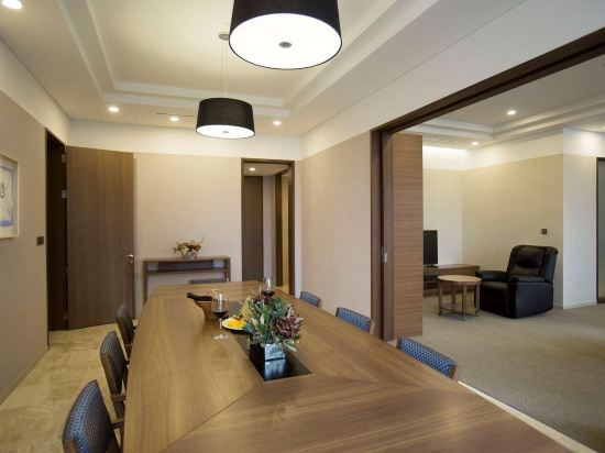 首爾貝斯特韋斯特精品花園精品酒店(Best Western Premier Seoul Garden Hotel)會議室