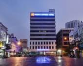 中央廣場店太平洋快捷酒店