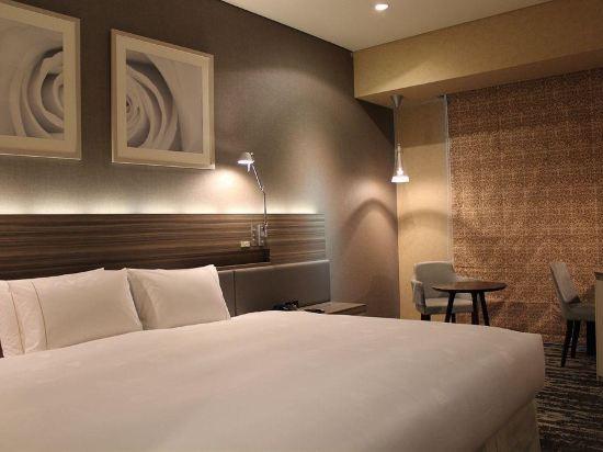 東京汐留皇家花園酒店(The Royal Park Hotel Tokyo Shiodome)標準特大床房(標準樓層)
