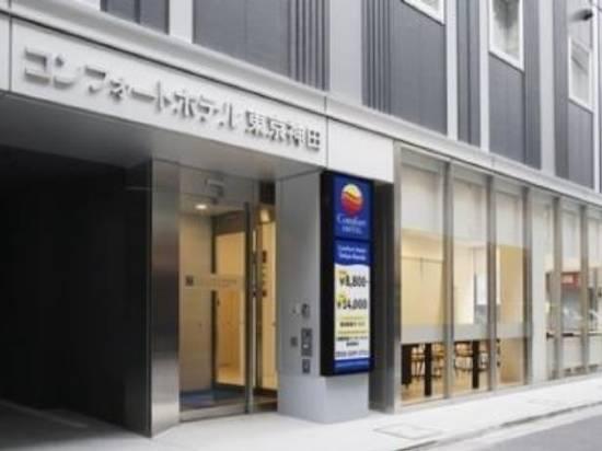 東京神田舒適酒店